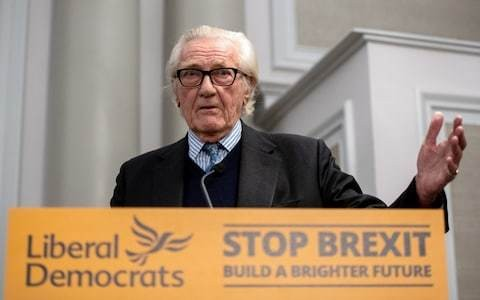Lord Heseltine: the battle for Britain to remain in the EU has been lost