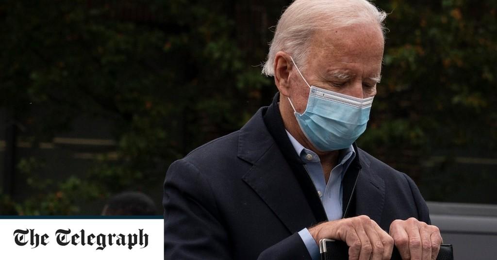 Meet the candidates for Joe Biden's presidential inner circle