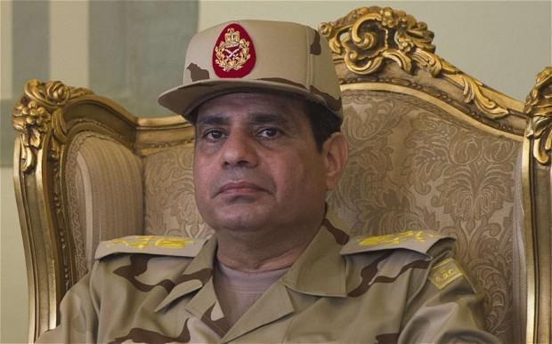 Army chief Abdel Fattah al-Sisi 'emerges as Egypt's strongman'