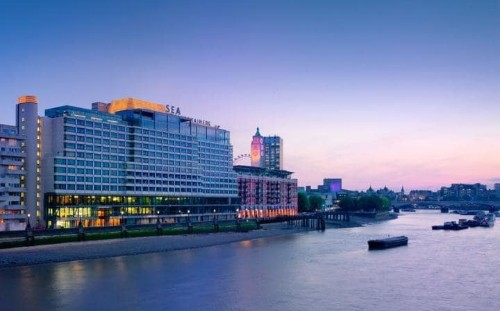 The best London hotels with river views