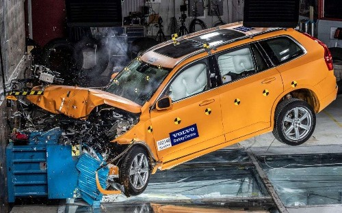 Does Volvo's latest safety device signal the end of personal responsibility?