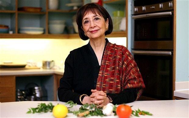 Madhur Jaffrey: 'Children must learn to cook'