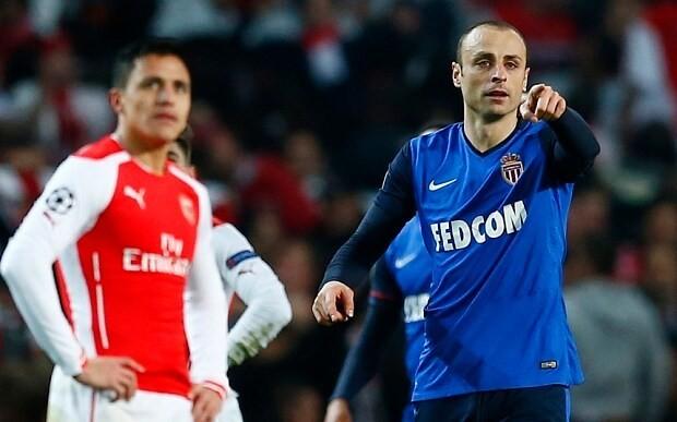 Dimitar Berbatov: If Arsenal underestimated Monaco they paid for it