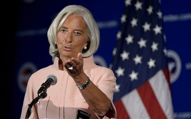 Failure to raise US debt ceiling will do 'serious damage' to global economy, says IMF chief Christine Lagarde