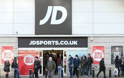 JD Sports' deal to buy Footasylum could lead to 'higher prices' says watchdog