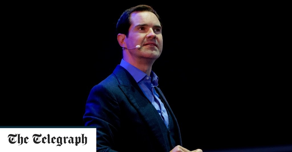 Jimmy Carr: Terribly Funny, Clapham Grand, review: a timely blast of toxicity from the man that wokeness forgot