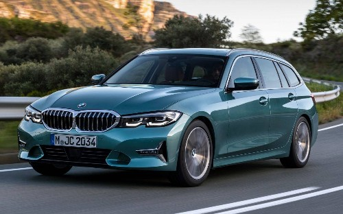 New BMW 3 Series Touring revealed: is this German estate better than an SUV?