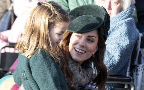 Kate comes into her own: How the Duchess of Cambridge took centre stage while Team Sussex were away