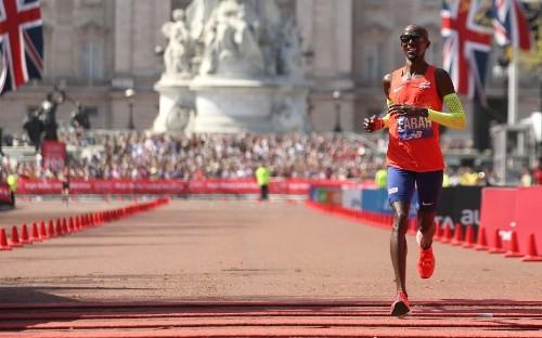 Mo Farah can become greatest ever marathon runner – just like Eliud Kipchoge, says coach Gary Lough