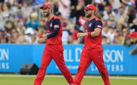 Alex Blake drags Kent Spitfires to T20 Blast victory as Lancashire see off Durham