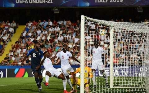 Aaron Wan-Bissaka own goal breaks England under-21 hearts after Phil Foden wondergoal and two France missed penalties