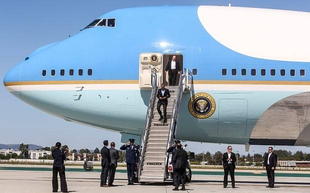 New model Air Force One will fend off heat-seeking missiles and refuel mid-air