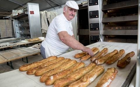 France is losing the battle to save the baguette, warns leading bread historian