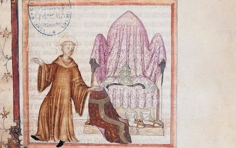 Sacred Mysteries: When one Pope visited a retired predecessor