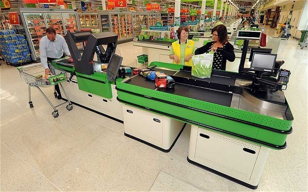 How technology will transform your visit to the supermarket