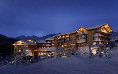 Nine incredible new ski hotels opening this winter
