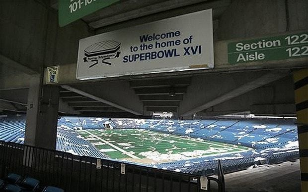 How Detroit's Pontiac Silverdome became the ghost stadium of American sport