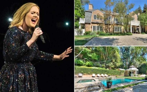 Is this Adele's new £6.5 million mansion?