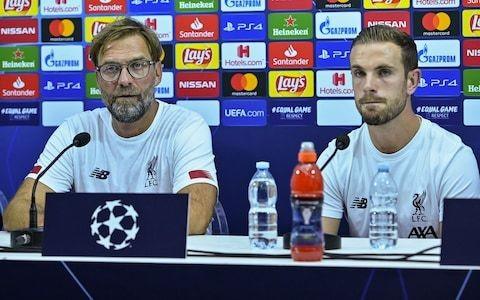 Jurgen Klopp confident his Liverpool players have character to go again in Champions League
