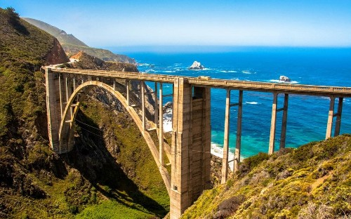 From Big Sur to the Big Apple: the best places to visit in the USA