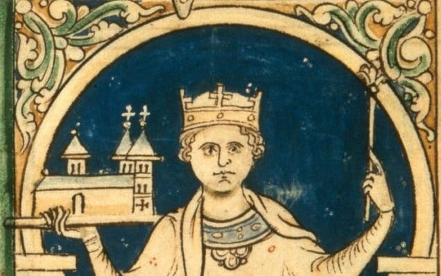Sacred Mysteries: Henry III in search of more paupers to feed