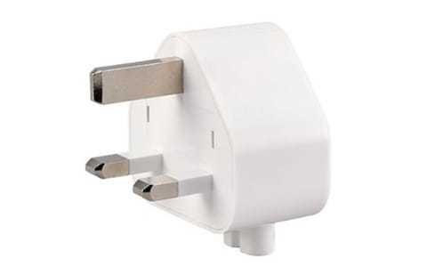 Apple recalls UK wall plug adapters over electric shock fears