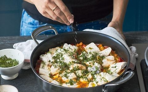 Kakavia Greek fisherman's stew recipe