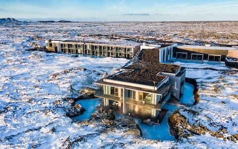 Hot springs, heli-skiing and Viking cuisine: a new wave of Icelandic hotels is pioneering luxury in the lava fields