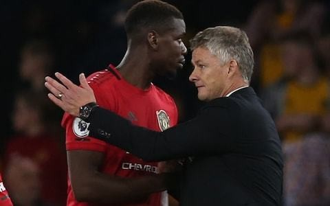'It makes him stronger': Ole Gunnar Solskjaer has no concerns over Paul Pogba's state of mind after racist abuse