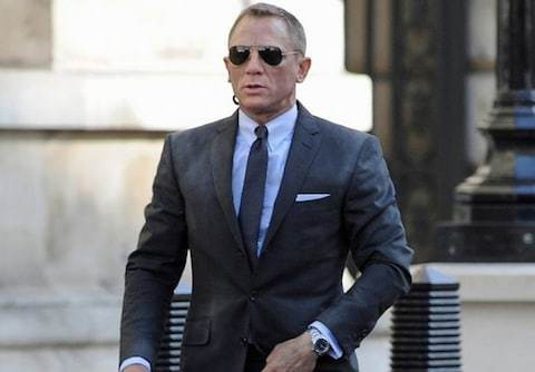James Bond 'wouldn't be given a job at MI6'