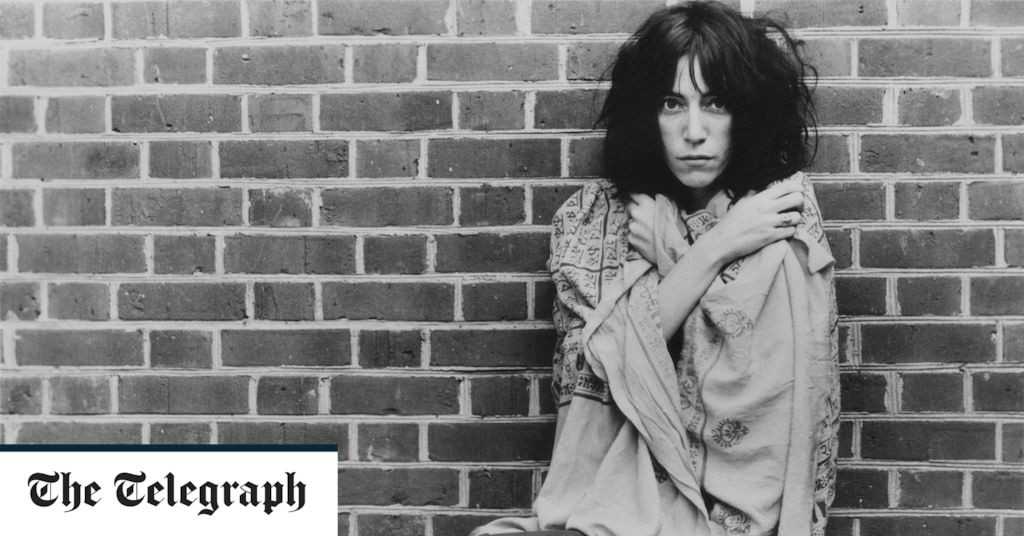 Patti Smith: 'I resented being labelled as a female artist'
