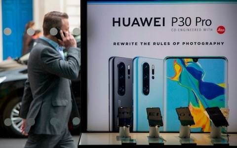 Millions of UK smartphones rendered dumb as Google pulls Android services from Huawei