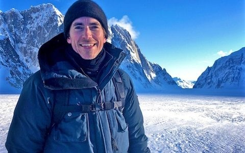 The Americas with Simon Reeve, episode 1 review - cold comfort in a journey across the snowy north