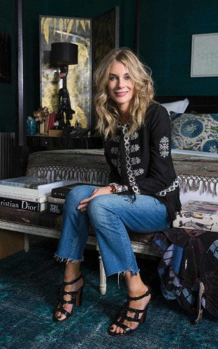 Style & Substance: Kim Hersov, co-founder of Talitha