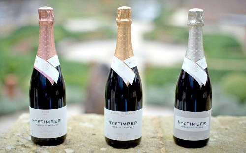 English sparkling wine beats champagne in Paris blind tasting
