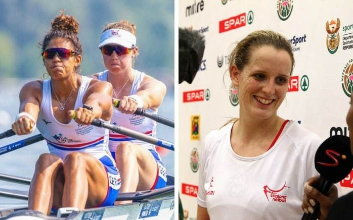 LGBTQ in women's sport: The view from the athlete and coach - GB rower Kyra Edwards and netball's Sara Bayman