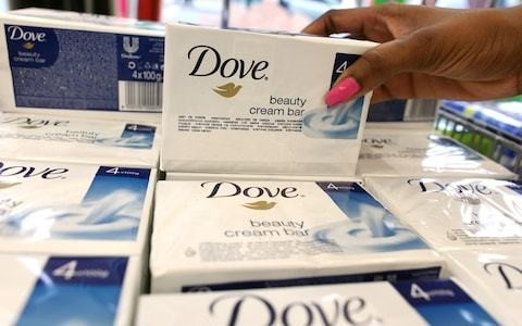Dove soap to lose its wrapping as beauty brand announces war on plastic