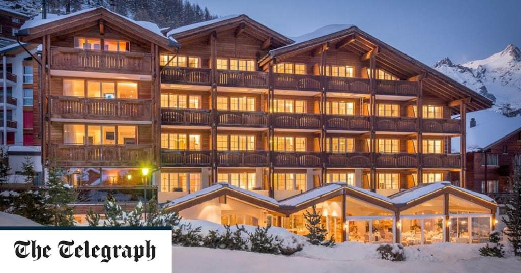 The best accommodation in Saas-Fee, including modern chalets and boutique lodges