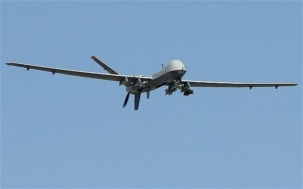 British drones carry out first strikes against Isil in Iraq