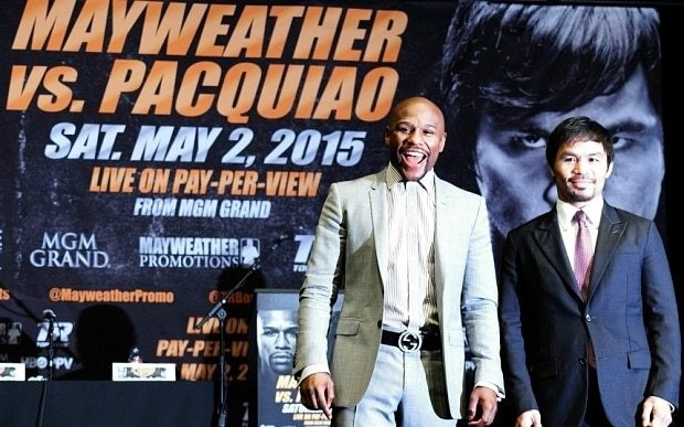 Floyd Mayweather vs Manny Pacquiao: Fans to be charged $10 admission for weigh-in