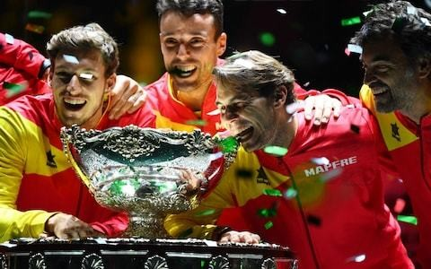 Rafael Nadal helps Spain clinch first Davis Cup title since 2011 while Great Britain reflect on semi-final loss