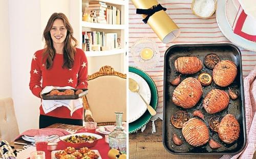 Deliciously Ella's healthy, vegetarian Christmas recipes
