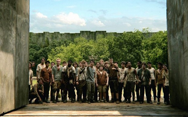 The Maze Runner, and Hollywood's child-killing problem