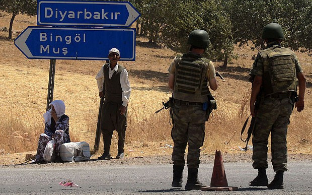 Turkey calls for emergency Nato meeting to discuss Isil and PKK