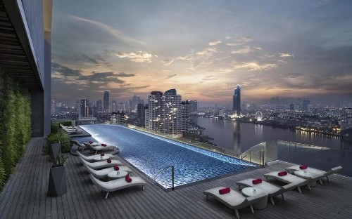 Top 10: the best Bangkok hotels with rooftop pools
