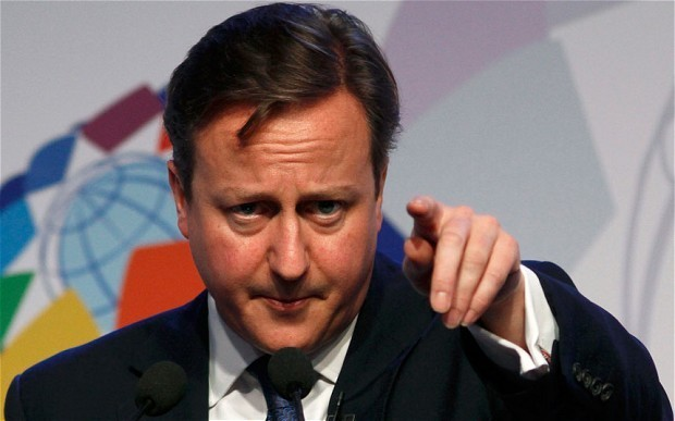 David Cameron rules out tax cuts until end of decade