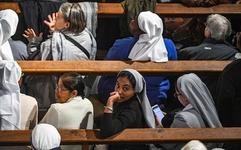 Pope Francis urges Moroccan Christians against converting others