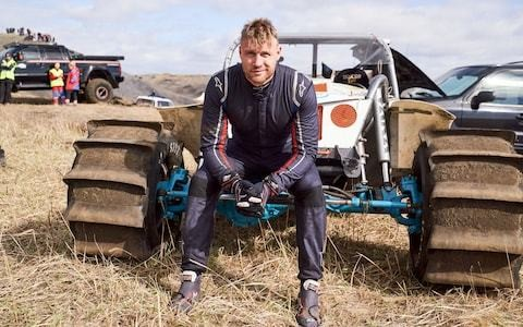 Freddie Flintoff on making Top Gear nicer: 'We'll have a laugh, but we won't be nasty'