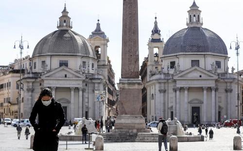 Eurozone economy rocked by coronavirus shutdowns