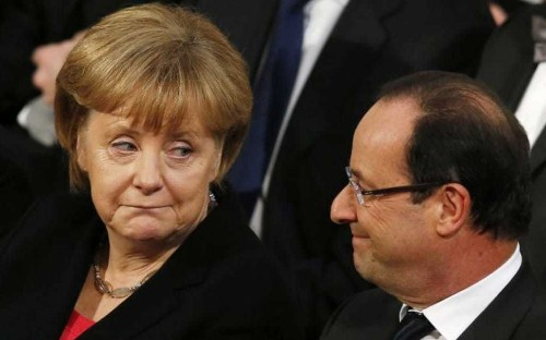 Strong Germany bolsters steady eurozone economy